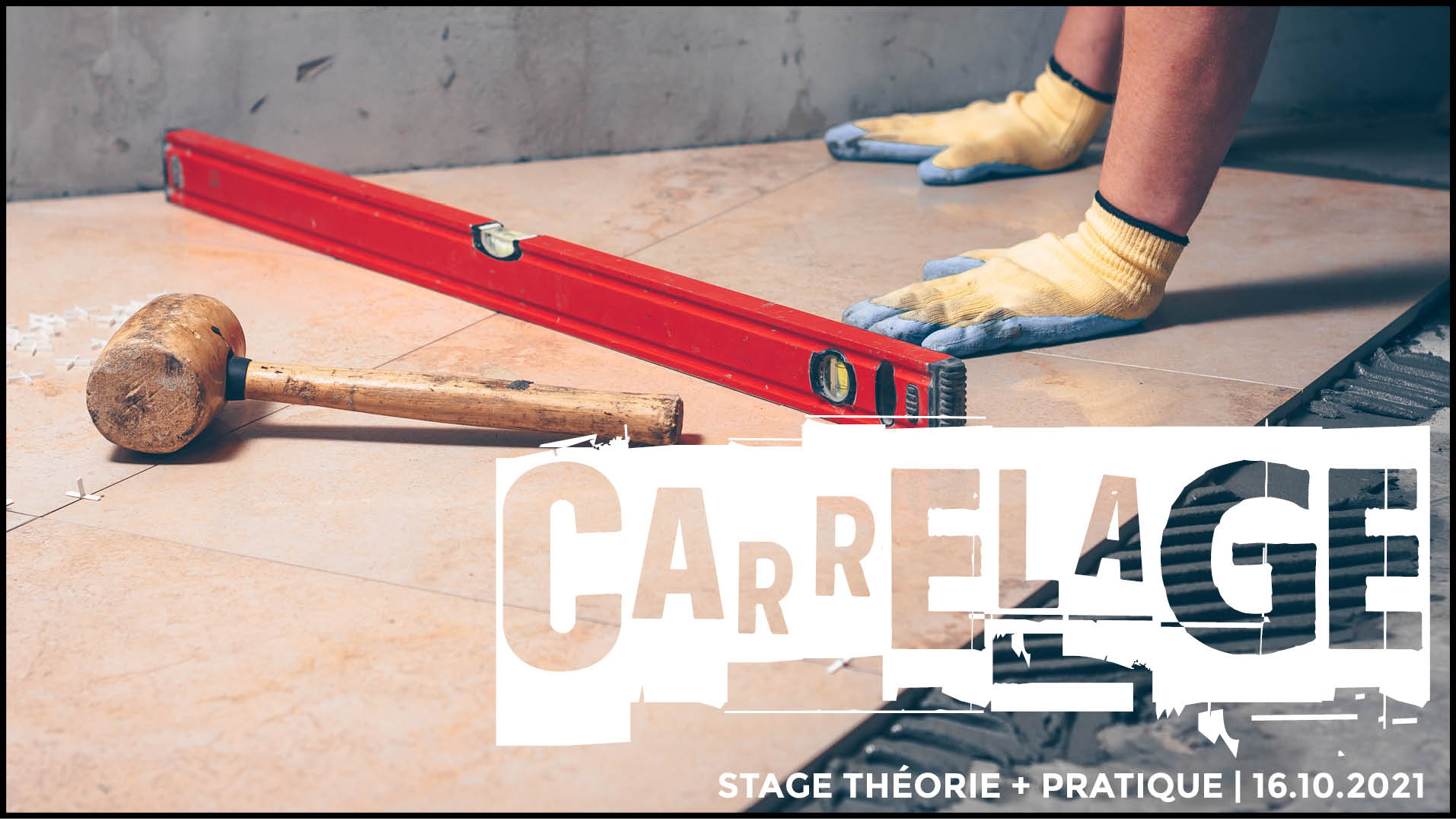 Stage Carrelage